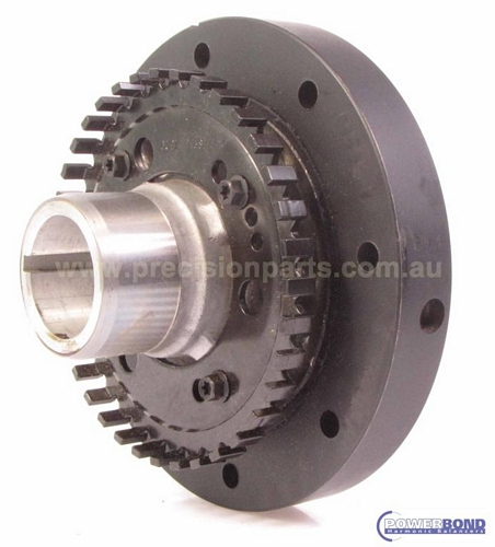 Crankshaft Harmonic Balancer - Auto Repair Parts | YourMechanic
